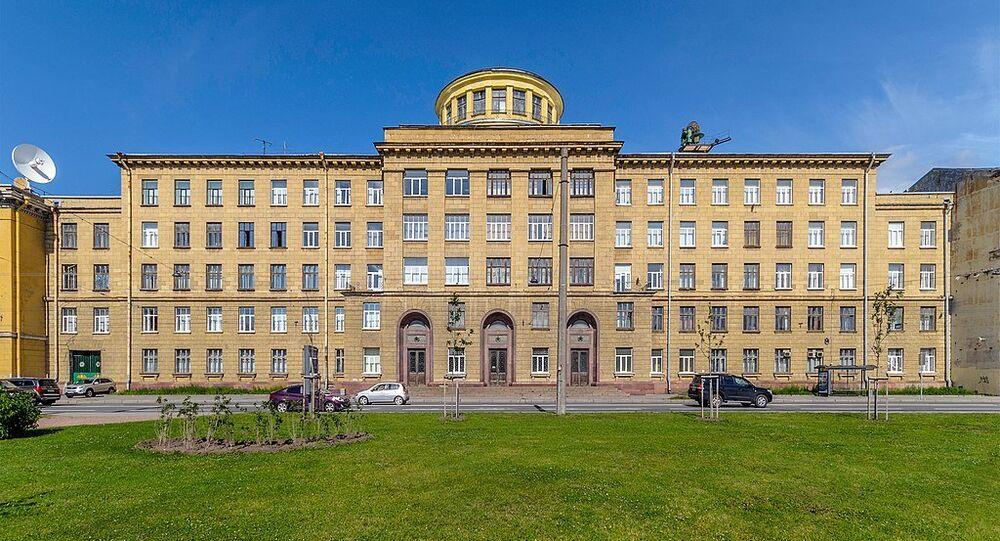 St. Petersburg'da yer alan Mojayskiy Hava Güçleri Akademisi