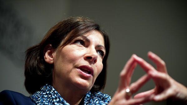 Anne Hidalgo  - Sputnik Türkiye