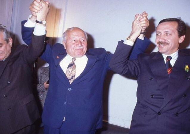 Necmettin Erbakan - Recep Tayyip Erdoğan - 1994