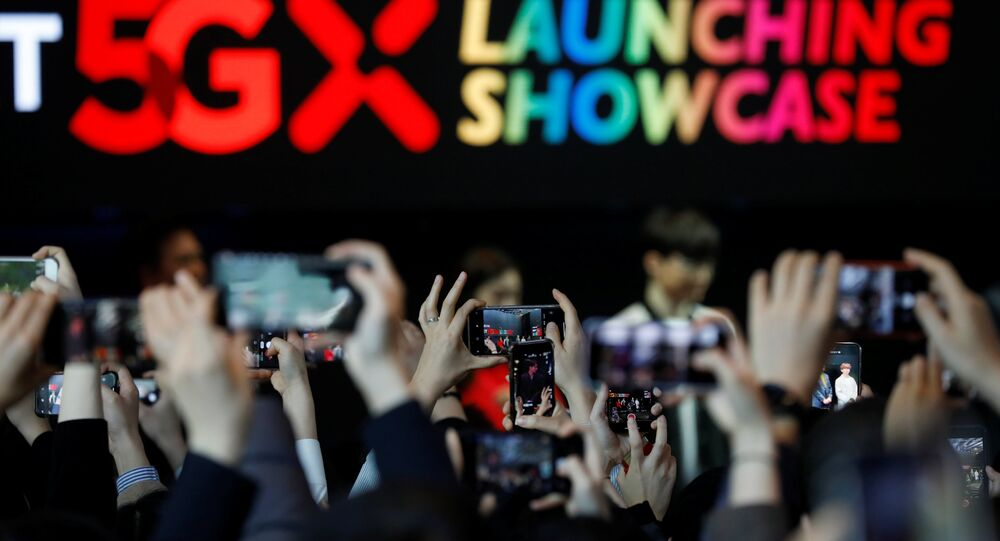 Güney Kore- 5G
