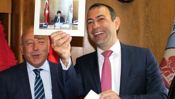 Celal Alper İbaş - Sputnik Türkiye