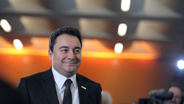 Ali Babacan - Sputnik Türkiye
