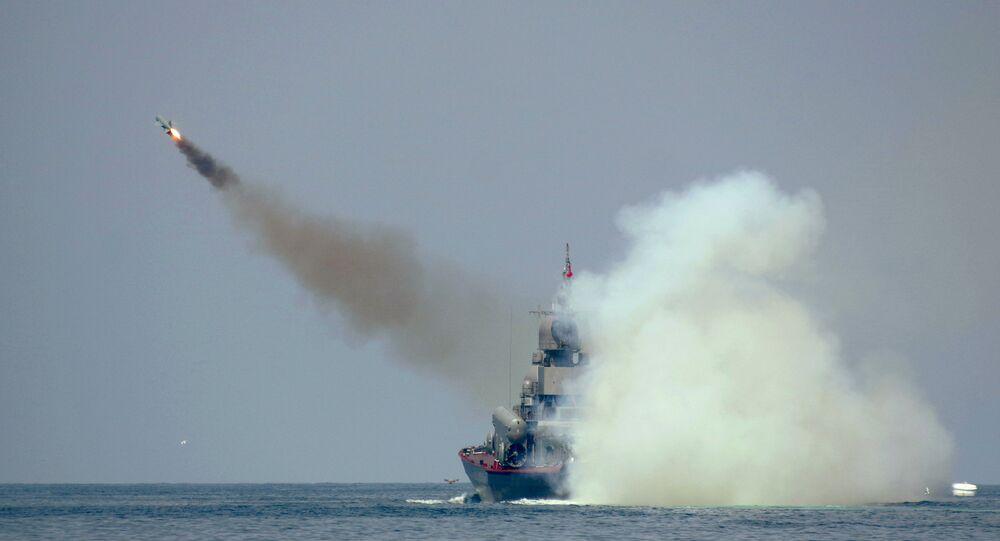 Rusya- Karadeniz- Sivastopol