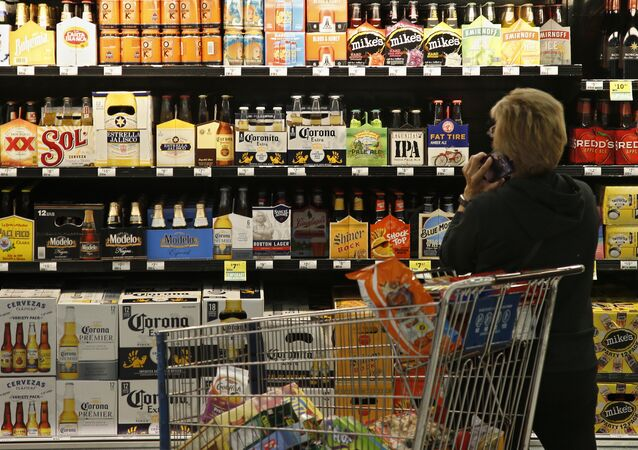 Alkol tüketimi - ABD
