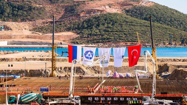 Akkuyu Nükleer A.Ş. - Sputnik Türkiye
