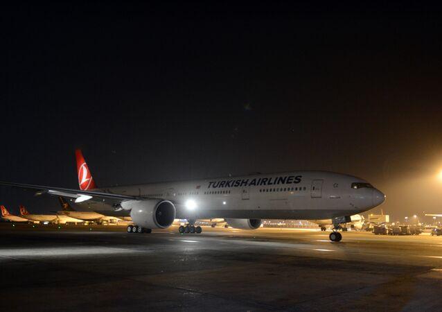 Atatürk Havalimanı'ndan son uçuş Singapur'a yapıldı
