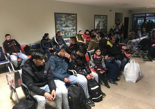 Edirne- Göçmen