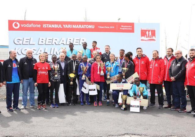 Vodafone İstanbul 14. Yarı Maratonu