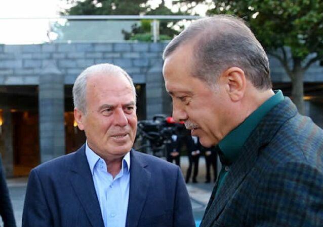 Mustafa Denizli - Recep Tayyip Erdoğan