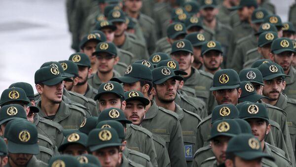 İran Devrim Muhafızları Ordusu - Sputnik Türkiye