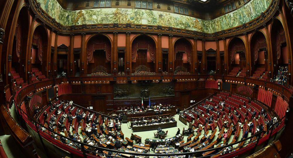 İtalya Parlamentosu