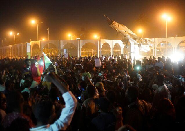 Sudan - darbe girişimi