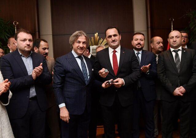 Haydar Ali Yıldız - Ahmet Misbah Demircan