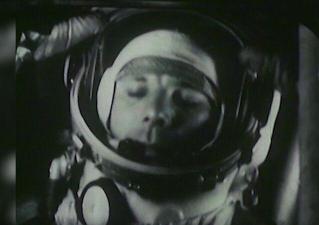 58 yıl önce Yuriy Gagarin'in uçuşuyla uzay çağı başladı