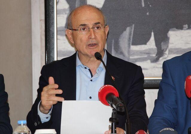 Büyükçekmece Belediye Başkanı Hasan Akgün
