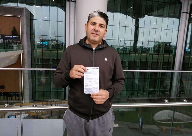 Avustralya vatandaşı iş adamı Ahmet El Tallawi