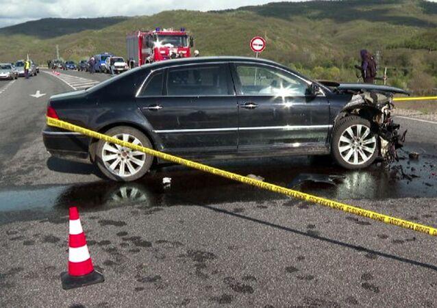 Bulgaristan'da ölümlü trafik kazasına karışan Türk partisinin liderine suçlama yöneltildi - Lütvi Mestan