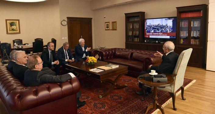 Kılıçdaroğlu, mazbataya ilişkin gelişmeleri böyle izledi