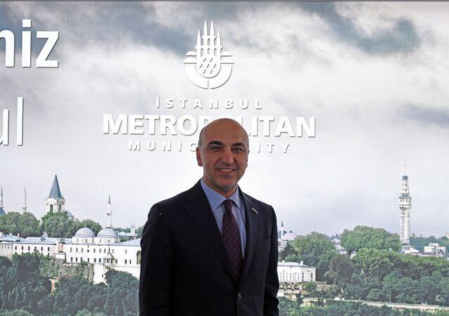 Bakırköy Belediye Başkanı Bülent Kerimoğlu 2