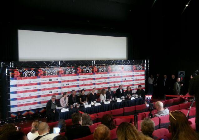 41. Uluslararası Moskova Film Festivali