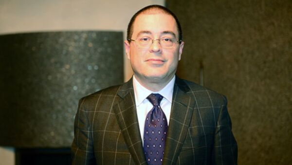 Amerika Birleşik Devletleri (ABD) Adana Konsolosu Alejandro Baez - Sputnik Türkiye