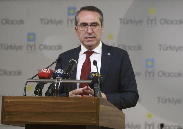 İYİ Parti Genel Başkan Yardımcısı Hasan Seymen