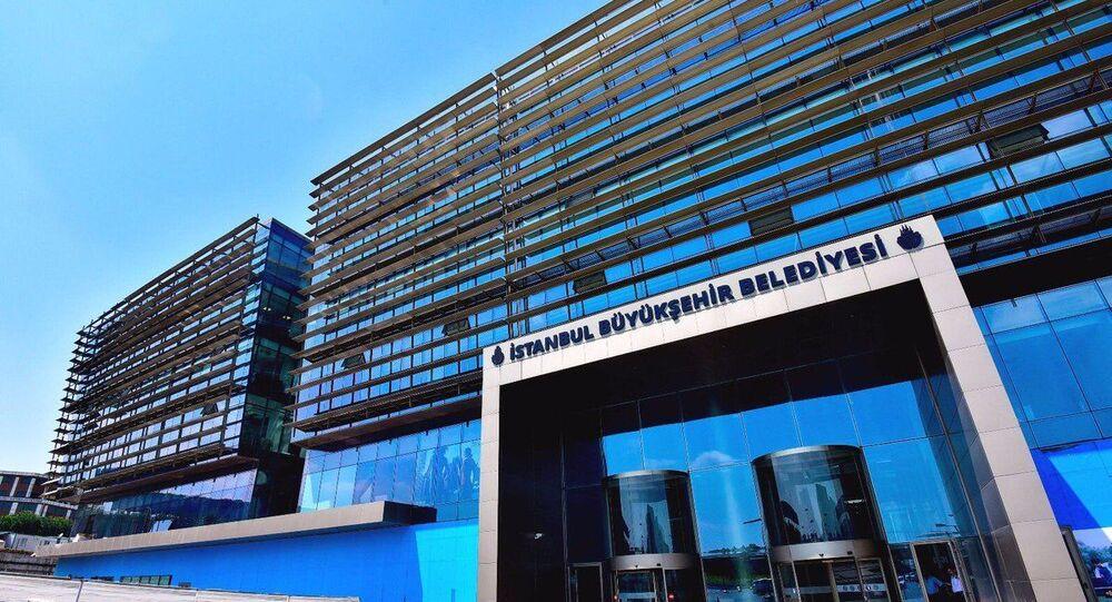 İBB binası