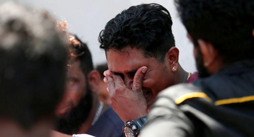 Sri Lanka'da saldırı