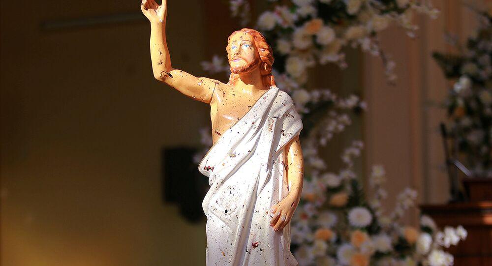 Sri Lanka kilise saldırısı
