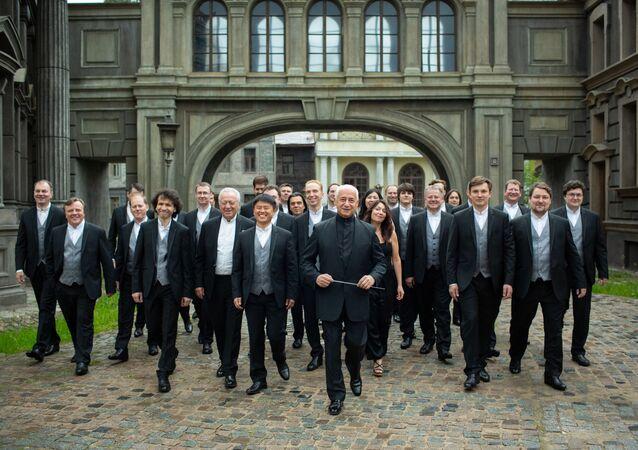 'Moscow Virtuosi' orkestrası