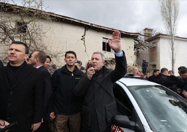 Hulusi Akar, Ankara, Çubuklu, Kemal Kılıçdaroğlu, saldırı