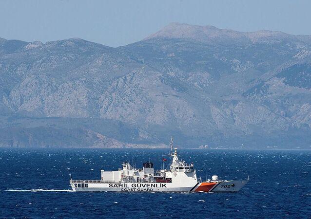 'Yunanistan, Türkiye'nin Ege Denizi'ndeki ihlallerin listesini ABD'ye teslim etti'