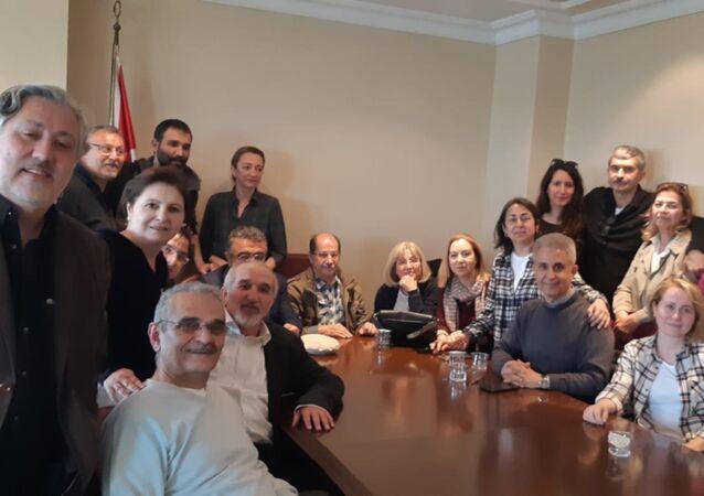 Cumhuriyet gazetesinin 8 eski çalışanın cezaevi süreci başladı