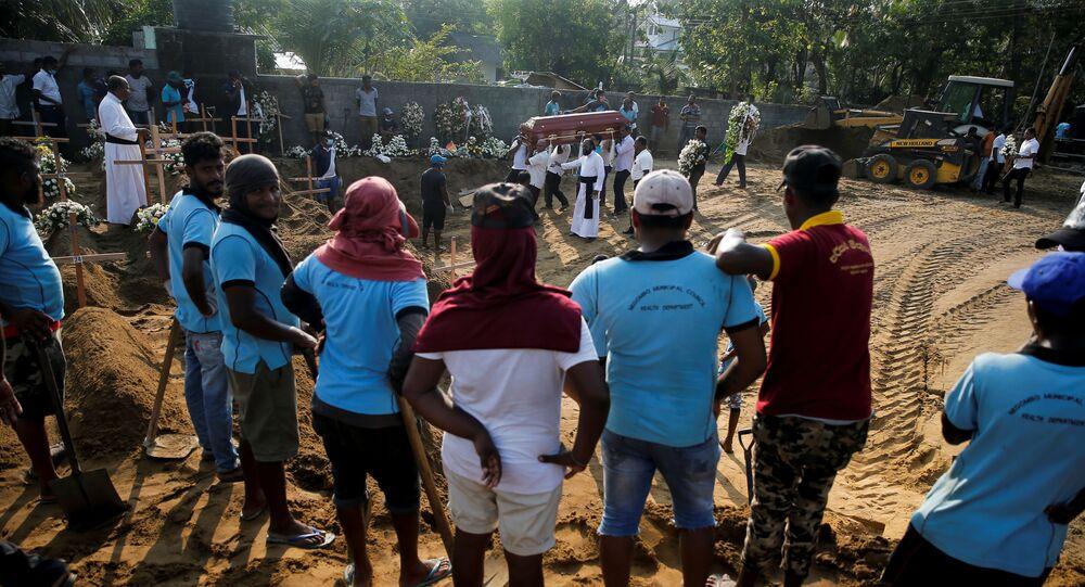 Sri Lanka saldırıları