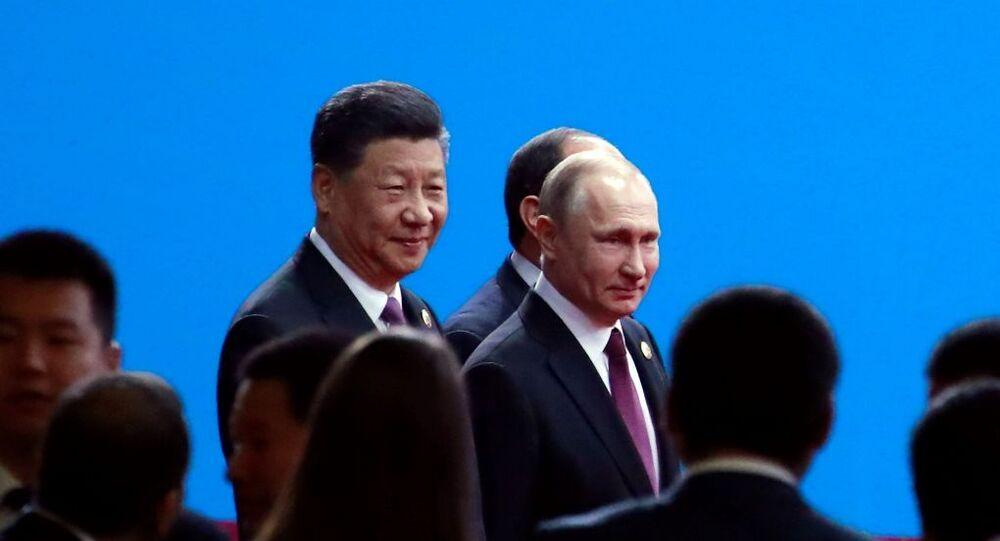 Şi'nin 'en yakın dostum' dediği Putin'e Tsinghua Üniversitesi'nden ...
