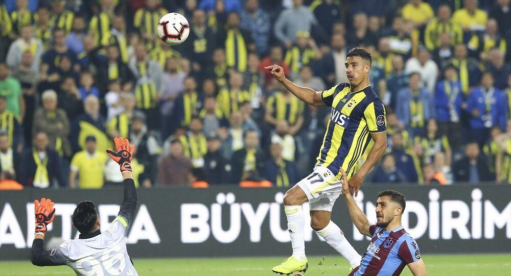 Spor Toto Süper Lig'in 30. haftasında Fenerbahçe ile Trabzonspor takımları, Ülker Stadyumu'nda karşılaştı.