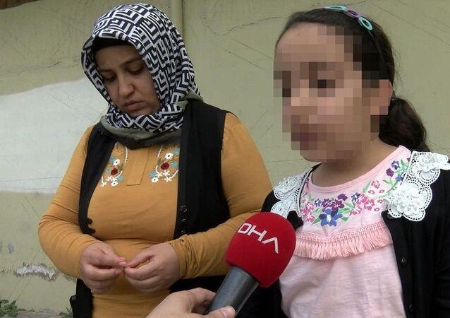 Küçükçekmece, çocuk kaçırma girişimi
