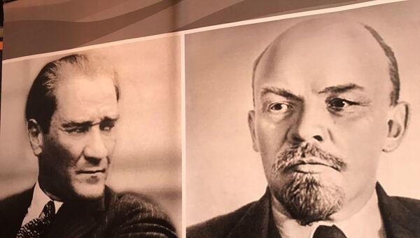 Atatürk-Lenin - Sputnik Türkiye