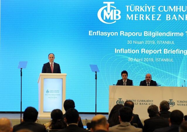 Merkez Bankası, Murat Çetinkaya