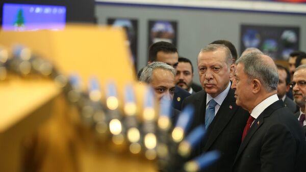 IDEF 2019  - Sputnik Türkiye
