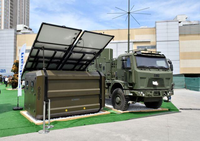 IDEF 2019 14. Uluslararası Savunma Sanayii Fuarı 1