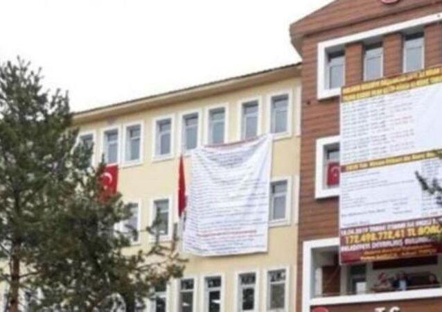 Muş'un Bulanık ilçesi belediyesi
