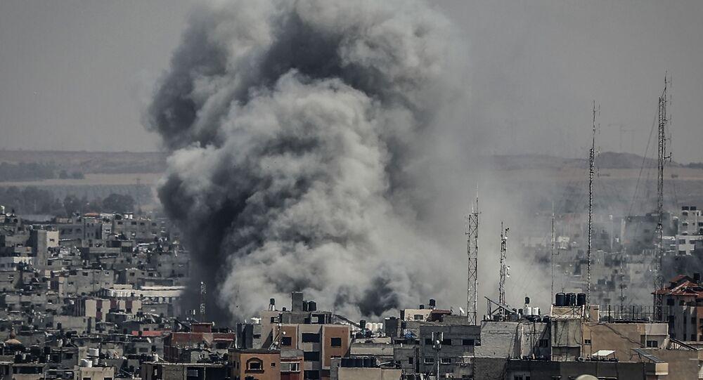 İsrail'in Gazze'ye yönelik saldırıları
