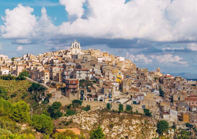 İtalya - Sicilya - Mussomeli