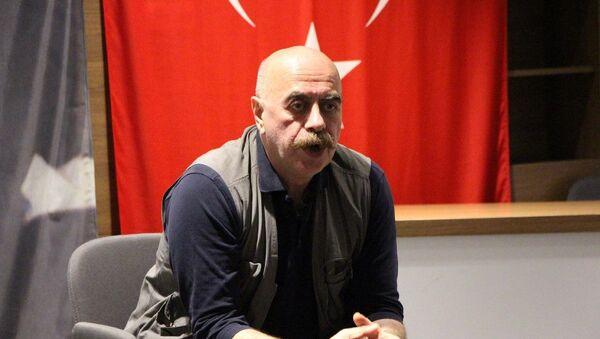 Ezel Akay - Sputnik Türkiye