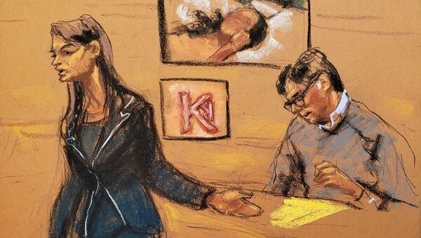 ABD'de seks tarikatı olduğu iddia edilen Nxivm'in kurucusu Keith Raniere New York'ta mahkemeye çıkarıldı. - Sputnik Türkiye