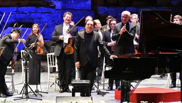 Türk - Rus Klasik Müzik Festivali Fazıl Say - Sputnik Türkiye
