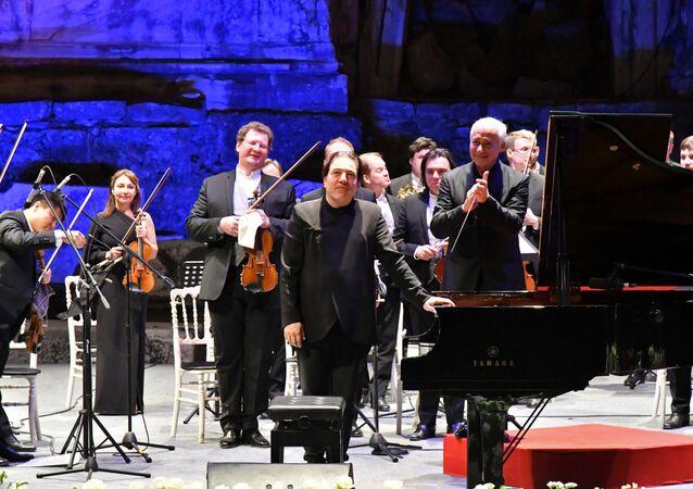 Türk - Rus Klasik Müzik Festivali Fazıl Say