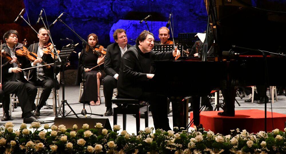 Türk - Rus Klasik Müzik Festivali Fazıl Say 2