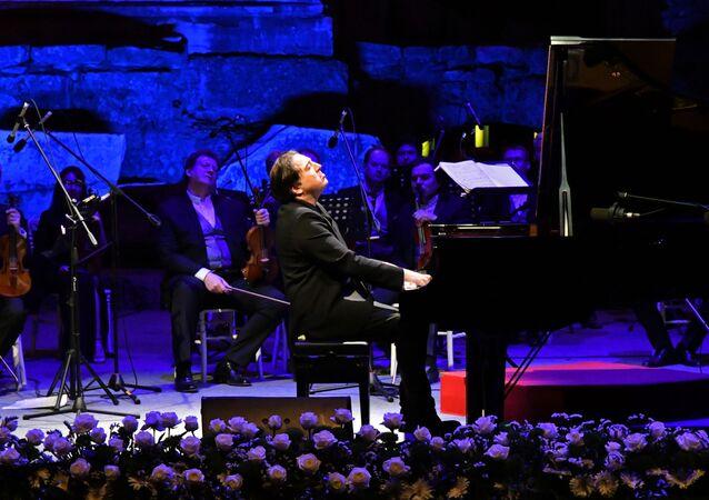 Türk - Rus Klasik Müzik Festivali Fazıl Say 3